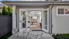 The Quintessential Laneway House — smallworks.ca