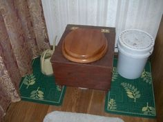 Compost Toilet Homemade