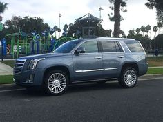2016 Cadillac Escalade Road Test and Review by Carrie Kim