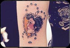 medallion tattoo