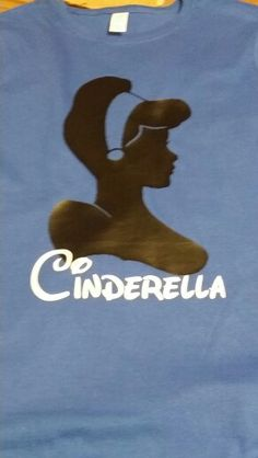 Cinderella Disney Princess tee