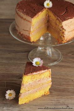 Oggi secondo il calendario del cibo italiano  si festeggia la giornata della torta margherita.  Una torta amata da tutti, buona nella sua s...