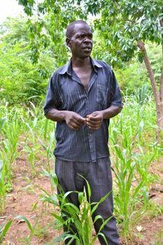 Visit to CCAFS climate-smart villages in Western Kenya.