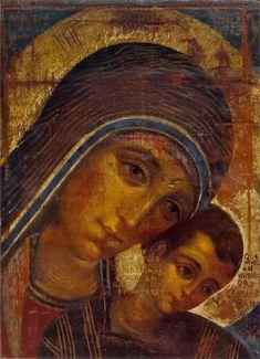 The Virgin of Cammino
