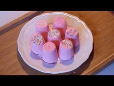 DIY Lush Valentin-napi Fürdőbomba! | Inez Hilda Papp - YouTube Bath Bombs, Soaps, Lush, Youtube, Desserts, Handmade, Diy, Food, Hand Soaps