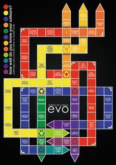 Colour Wheel Infograph by ~alekSparx on deviantART Colour Wheel Ideas