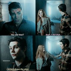 S06. Jackson was so impressed with Lydia's new power