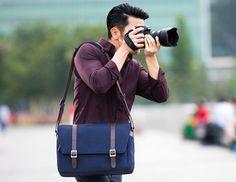 "SIRUI wird modisch - Neue ""MyStory""-Kamerataschen im Sortiment  http://camera-magazin.de/news/schick-unterwegs/"