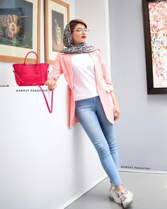Manto street style scarf shoes Lee Girl beauty beautiful woman fashion show glasses model modeling photography photographer Persian girl Clothes hat accessories watch new boot bag hijab jacket Iranian Women Fashion, Curvy Women Fashion, Muslim Fashion, Modest Fashion, Fashion Outfits, Womens Fashion, Persian Girls, Stylish Girl Pic, Insta Models