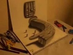 Immortal Art Studio Presents - 3D sketches, by Nagai Hideyuki
