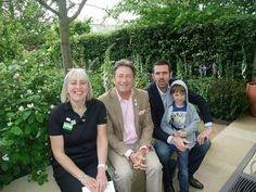 Me and Titchmarsh