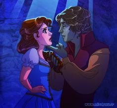 "Fan art is the best, trust me, especially if we're talking abt #Rumbelle!! This pic refers to #Labyrinth, the famous tv-movie with DavidBowie (love him!!!♥), it seems that i'm not the only one who love Labyrinth too! :D Actually the two love stories are quite similar (stockholm syndrome?).Here Rumple is like Bowie, saying to Belle ""fear me, love me, do as I say, and I'll be your slave!"" WOW #Rumbelle #Dearies #TeamDearies #EmilieDeRavin #RobertCarlyle #beautyandthebeast #onceuponatime #ouat…"