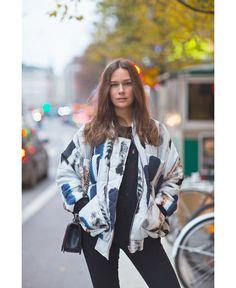 Caroline Blomst / Reva Jacket / carinwester