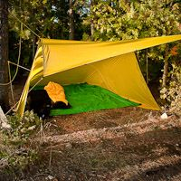 Regular old Coleman tents are boring. Here are 6 different outdoor shelters to try on your next camping trip Canoe Shop, Coleman Tent, Outdoor Shelters, Art Of Manliness, Lean To, Camps, Tents, Backpacking, Outdoor Gear