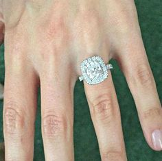 The most gorgeous celebrity engagement rings of 2015, including Jaimie Alexander's super sparkler. Click to see all 7!