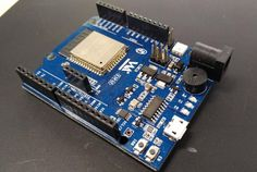 Banana Pi BPI-ESP32 Board Follows Arduino UNO Form Factor, Works with Webduino and Arduino IDE