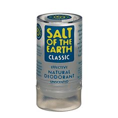 Salt of the Earth Natural Deodorant