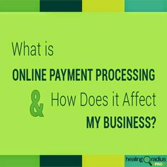 What exactly IS online payment processing? Is it right for your business? Check out the HRPRO Online Payment Processing blog to learn more!