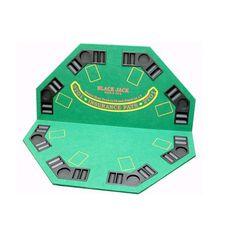 Found It At Wayfair   2 In 1 Poker / Blackjack Table Top