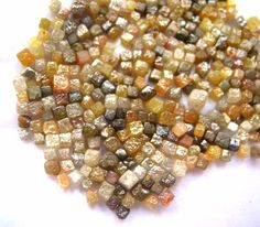 Natural Mix Colour Diamond Rough Loose Gemstone - Buy Natural Mix ...