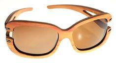 d8606cd8ef A los usuarios también les encantan estas ideas. Gafas de sol en madera, filtro  UV ...