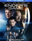 Ender's Game- now available at the library in DVD and Blu-ray