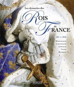 Mérovingiens, Capétiens, Valois et Bourbons, cet ouvrage présente les dynasties françaises qui ont régné pendant près de 1.400 ans. Cote: DC 36.6 D96 2016