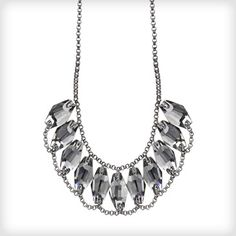 Great for a night out http://www.cottonandgems.com/jewellery/necklaces/eastern-mystic-chained-scallop-necklace