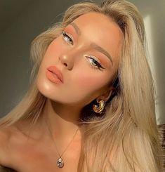 Cute Makeup Looks, Makeup Eye Looks, Soft Makeup, Natural Makeup Looks, Pretty Makeup, Natural Glowy Makeup, Elegant Makeup, Dewy Makeup, Gorgeous Makeup