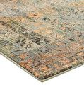 Rug Culture Power Loomed Polypropylene Rug | Blue | Sizes Available | The Rug Roundup @ The Home