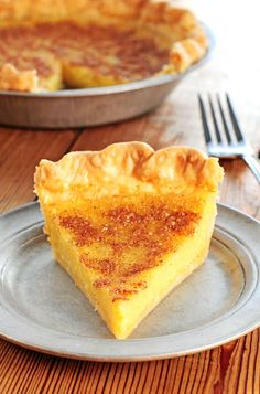 Chess Pie--wouldnt recommend this one...we couldnt put our finger on it, but it was missing something