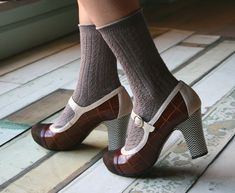 Otoño/Invierno 2012/13 - I would seriously wear every single pair of these shoes. Click through to site.  They are AMAZING!