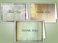 After dealing with the stresses of losing a loved one and planning a memorial service, the idea of having to write thank you notes can be overwhelming. However, this task does not need to be so intimidating. Follow the simple steps below, and writing the notes will be a quick and painless endeavor.