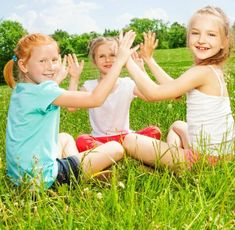 If you're looking for fun games for groups of kids, nothing beats good old-fashioned hand clapping games!
