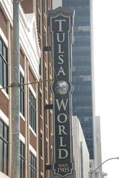 Tulsa World Newspaper Tour. Learned how the Tulsa World newspaper is made. Very Neat! Tulsa Oklahoma, Oklahoma City, Kansas, Oklahoma Attractions, Tulsa Time, Tulsa World, That Way, Great Places, Tourism