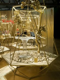 Salone 2014 | 4 twinkle table by tokujin yoshioka for kartell Twinkle table by Tokujin Yoshioka for Kartell - Ur Design