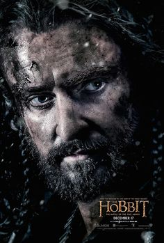 New Thorin Poster - The Hobbit