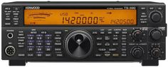 Kenwood TS-590SG HF plus Six Meter Ham Radio Transciever Used