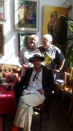 Bill Galerianka and skiartski