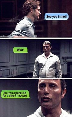 Thirsty Hannibal