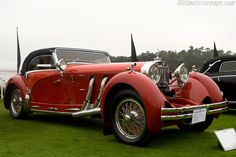 Mercedes-Benz 680 S Armbruster Cabriolet (Chassis ? - 2008 Pebble Beach Concours d'Elegance) High Resolution Image