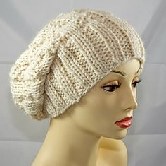 Ravelry: Hipster Slouchy Hat pattern by Ninon