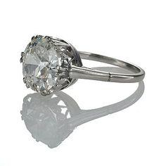 Original Antique Engagement Rings