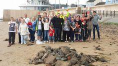 Friends of Redcar volunteers