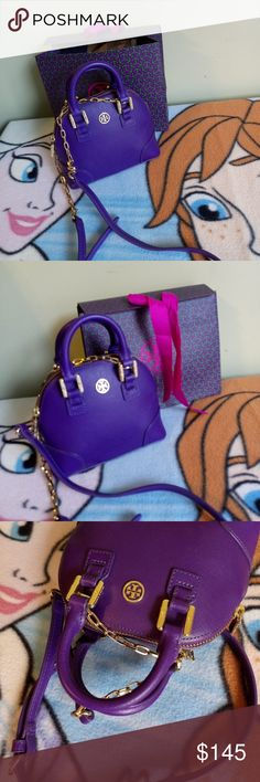 AUTHENTIC TORY BURCH mini crossbody Very good condition Tory Burch Bags