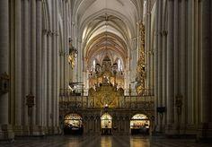 Toledo - Catedral de Santa Maria