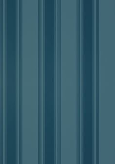 BRITTANY STRIPE, Teal, T85046, Collection Greenwood from Thibaut