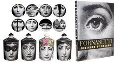 Renata Mariana Silveri | Designer de Interiores » Arquivos » O fantástico mundo de Piero Fornasetti