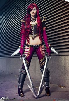 Katarina | League of Legends Cosplay