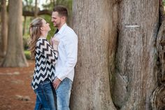 Giant tree engagement Photo By Eternal Light Photography